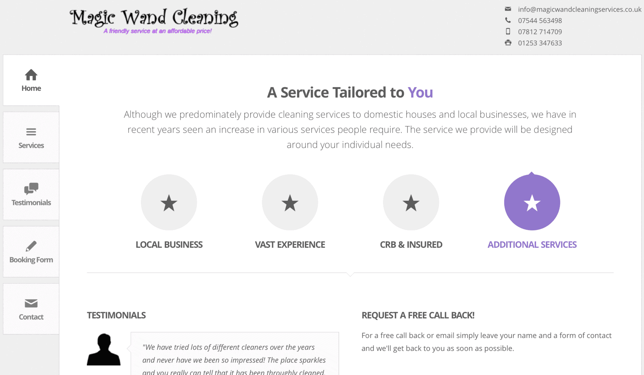 Magic Wand Cleaning Services