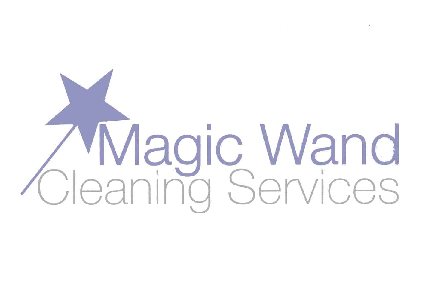 Magic Wand Cleaning Logo