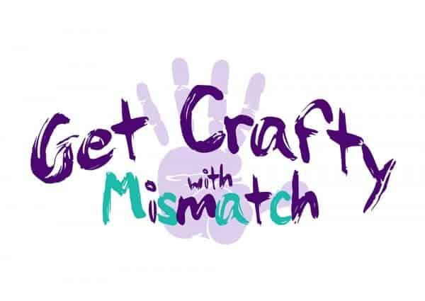 Get Crafty with Mismatch Crafts Logo