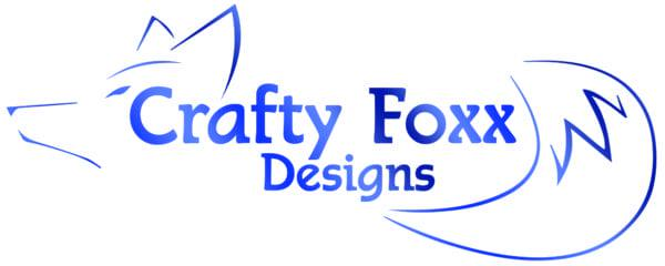 Crafty Foxx Designs Logo