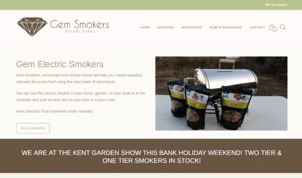 Gem Smokers & Woodchips